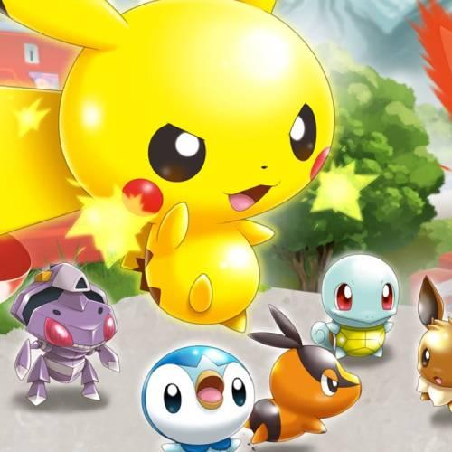 Pokemon Rumble Rush Minions Kawaii min