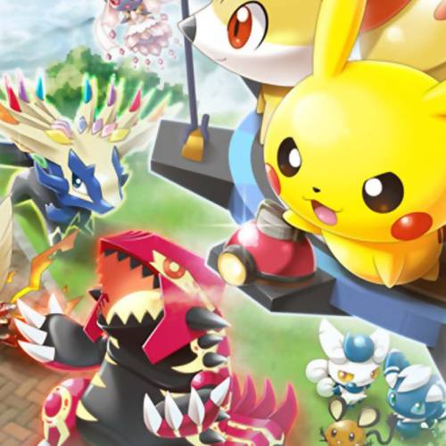 Pokemon Rumble Rush kawaii min