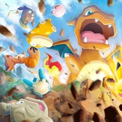 Pokemon kawaii battle min