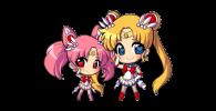 Sailor Moon Kawaii chibi
