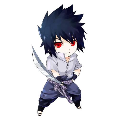 Sasuke kawaii