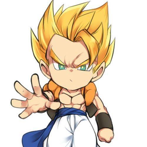 Vegeto Dragon Ball Kawaii