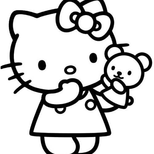 hello kitty imagen marioneta