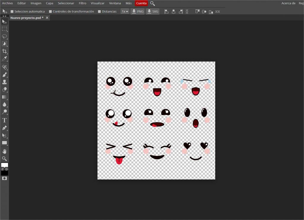 caritas kawaii emoji