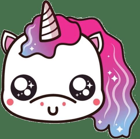 unicornio kawaii imagen