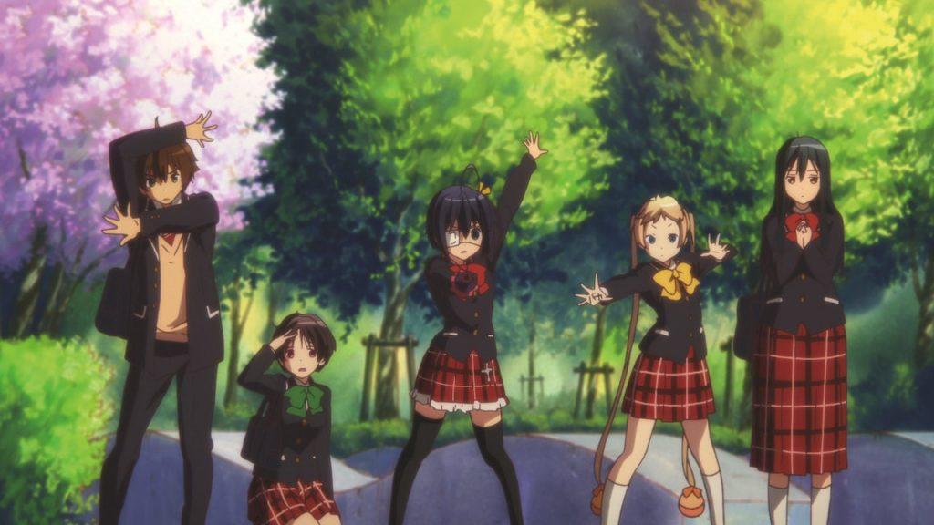 Chuunibyou, Love, And Other Delusions Anime Kawaii