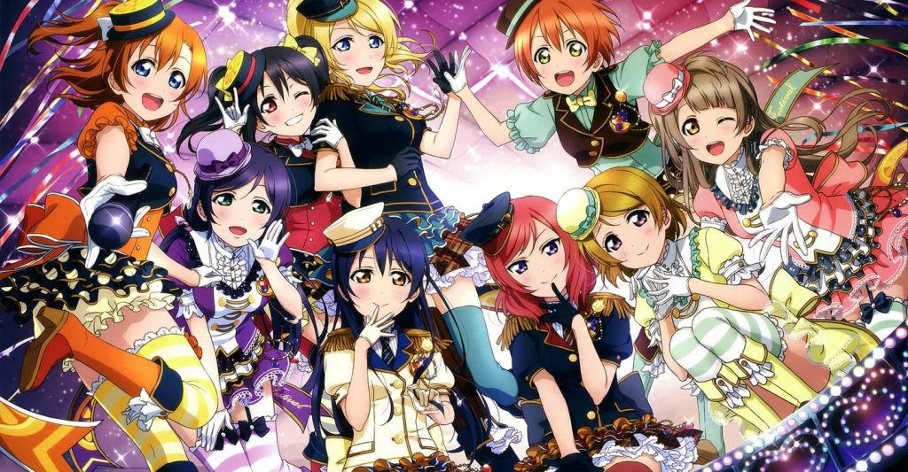 Love Live School Idol Project Anime Kawaii