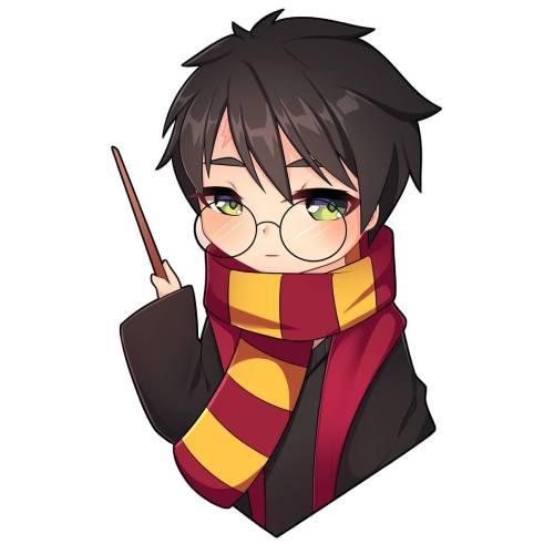 Harry Potter Kawaii