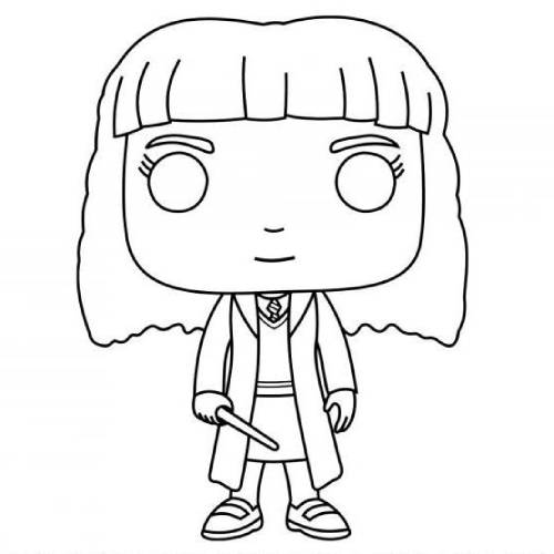 Hermione Kawaii