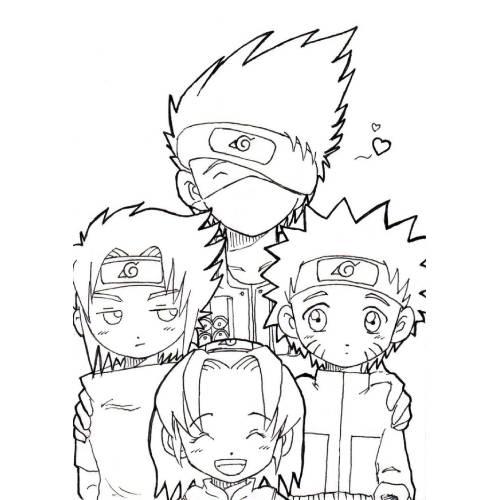 Team 7 Kawaii