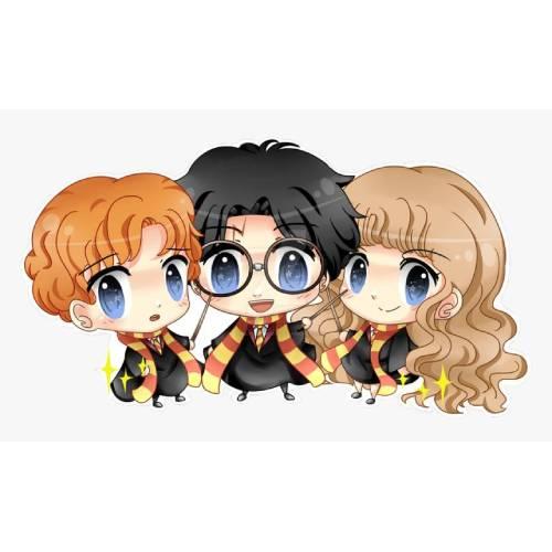 Amigos Harry Potter